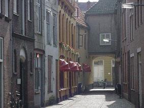Schilderstraat Den Bosch